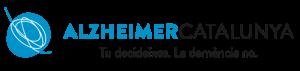 ALZHEIMER logo llarg